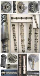 Induction Hardening Components