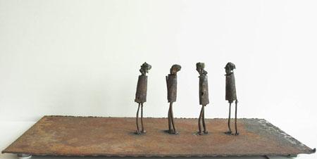 Johan 2 sculpture