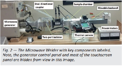 Microwave Welder