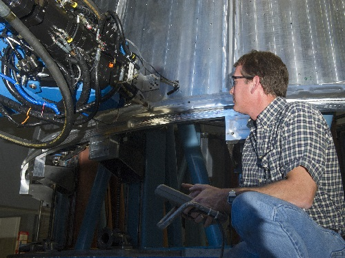 NASA's MSFC Robotic Weld Tool
