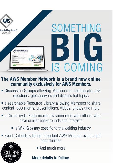 AWS Member Network