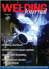 Weld. Jnl. Cover February 2017