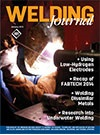 Weld. Jnl. Cover Jan. 2015