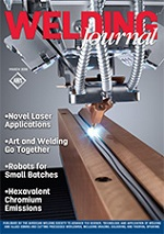 Weld. Jnl. Cover March 2016