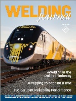 Weld. Jnl. Cover March 2017