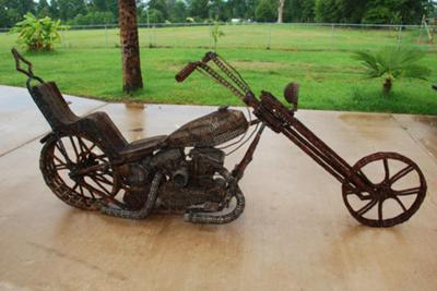 1959 Harley Art