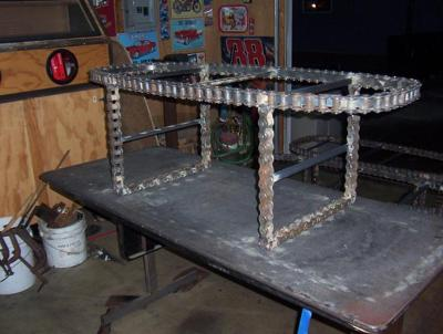 Roller Chain Table