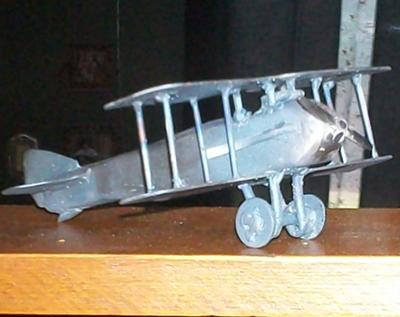 WW1 Spad XIII Fighter