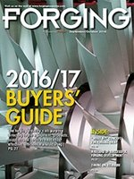 Forging Cover October 2016
