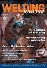 Weld. Jnl. Cover August 2015