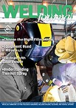 Welding Journal Cover July 2016