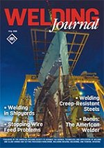 Weld. Jnl. Cover May 2015