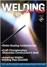 Weld. Jnl. Cover May 2017